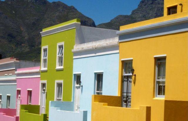 """""""Rainbow"""" Houses (30 pics)"""