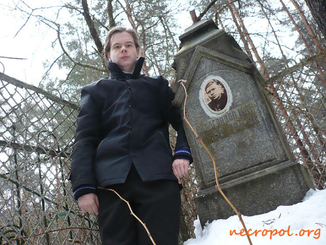 "The Project ""Russian Necropolis"" (22 pics)"