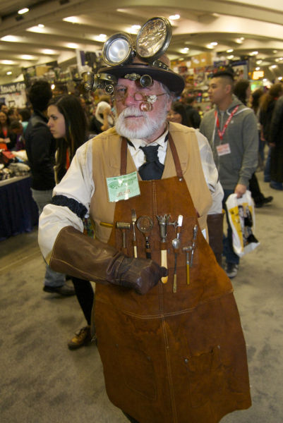 WonderCon 2010 – a Colorful Convention for all Sci-Fi and Comic Fans (35 pics)