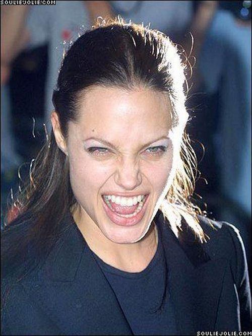 Angelina Jolie Can Be Soooo Funny 56 Pics Izismile Com
