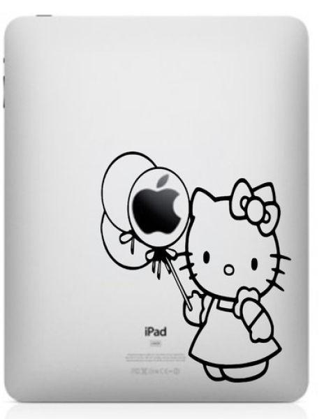 Creative Decals for iPad (25 pics)
