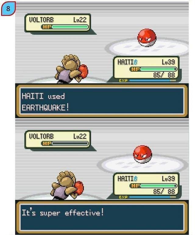 Hilarious Pun with Pokemon Names (10 pics)