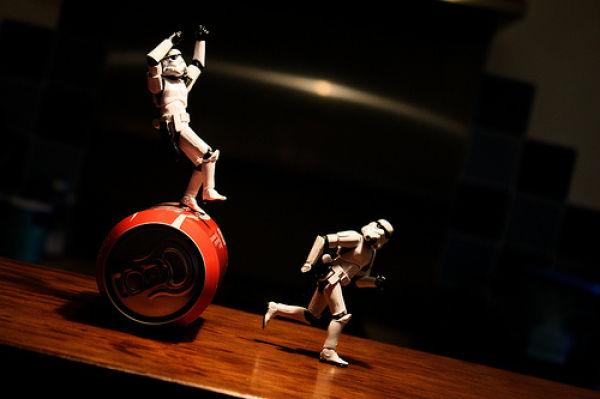 Stormtroopers' Adventures. Part 2 (50 pics)