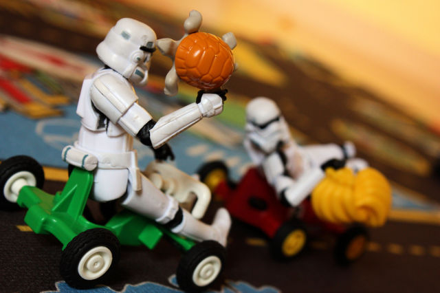 Stormtroopers' Adventures. Part 2 (50 pics)