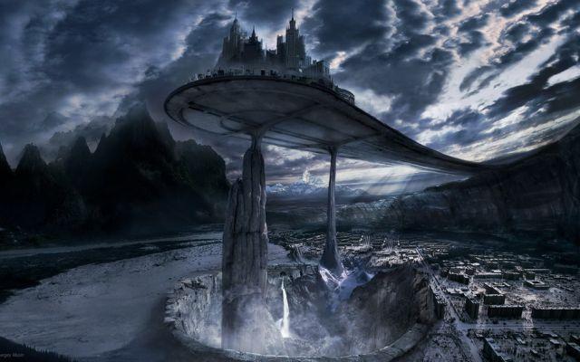 Amazing Fantasy Castles (19 pics)