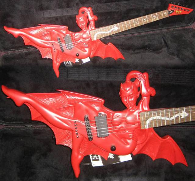 Crazy Guitar Shapes 27 Pics Izismile Com