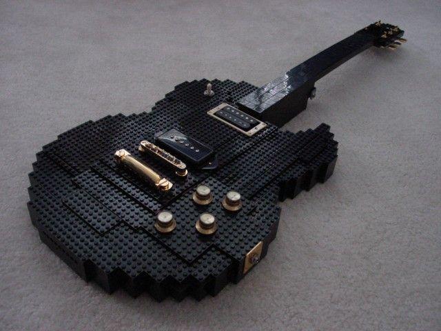 Crazy Guitar Shapes (27 pics)