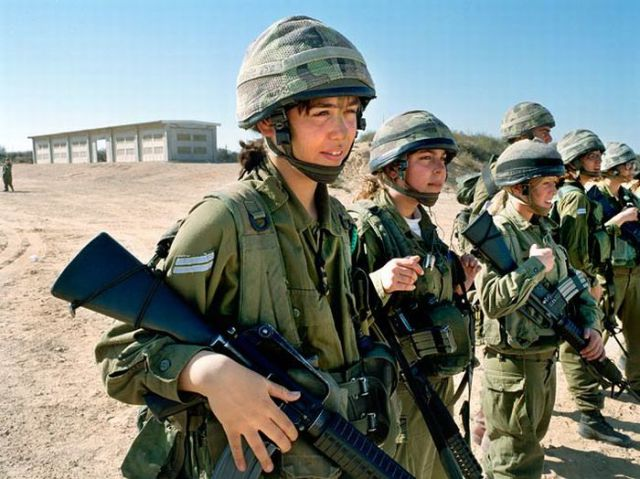 Young israili girls sex army born
