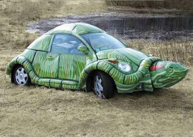Different Car Oddities (24 pics)