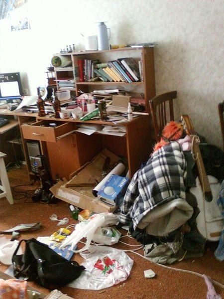 Inilah Akibat Nya Jika Anak Cowok Di Tinggal Sendirian Di Rumah ... !!! Paraahhhh Cooyyy.... [ www.BlogApaAja.com ]