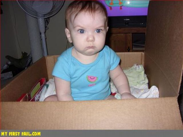 Babies Make Hilarious Faces (67 pics)