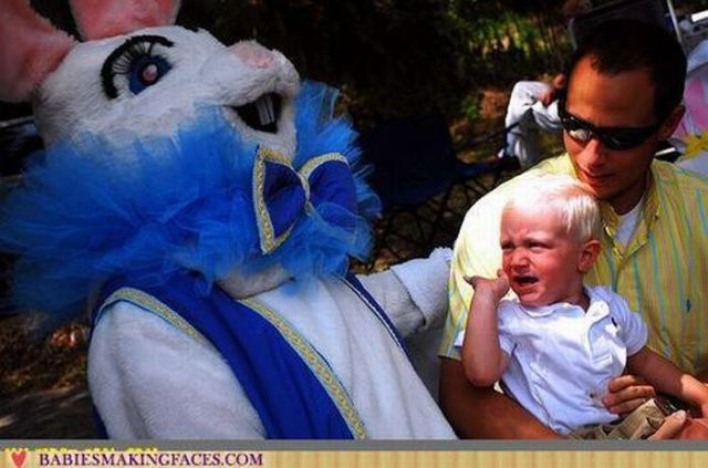 Babies Make Hilarious Faces (67 pics)