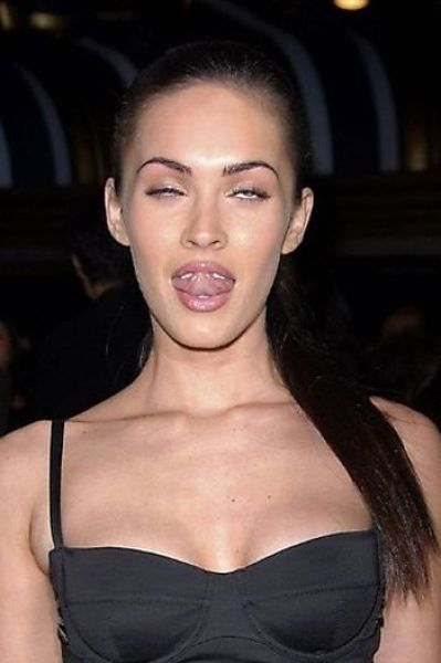 Famous O-Faces (45 pics)