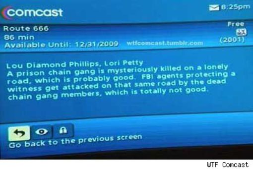 Funny TV Screenshots (50 pics)