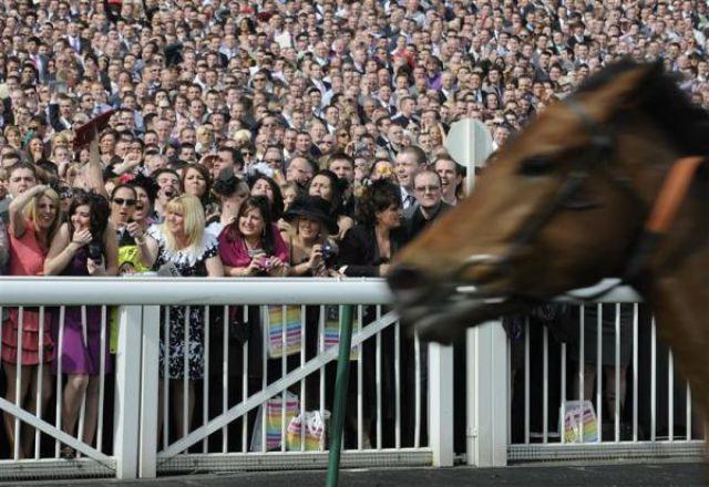 Liverpool Race-goers (23 pics)