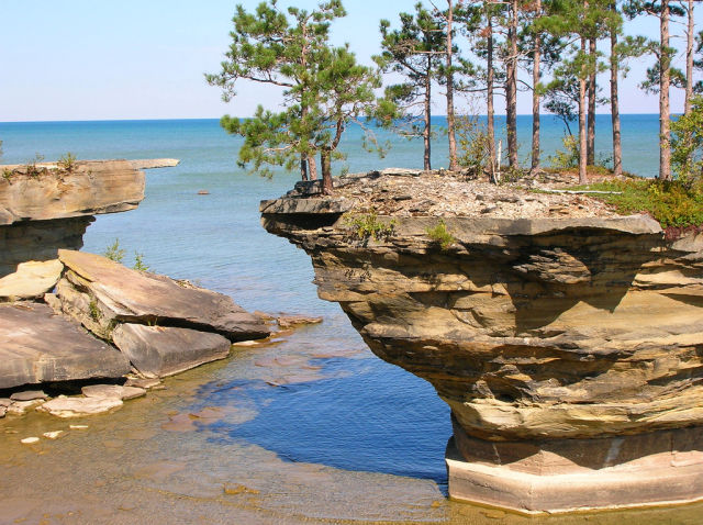 Charming Turnip Rock Photos: No Photoshop (25 pics)
