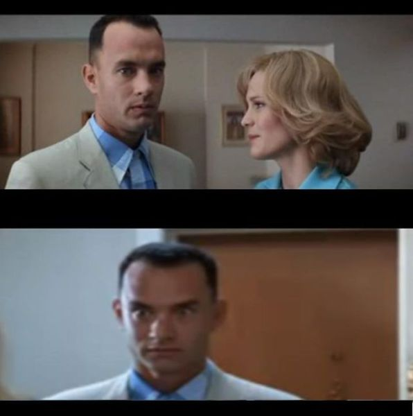 Funny Alternative Ending of Forrest Gump (10 pics)
