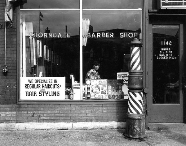 Lonely Barbers (18 pics)