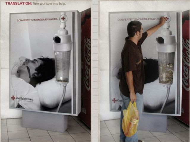 The Most Effective Advertisements (25 pics)