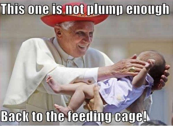 A Most Evil Pope 12 Pics Picture 10 Izismilecom