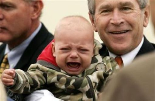 Kids Aren't Really Fond of Politics. Worse, They Hate It! (35 pics)