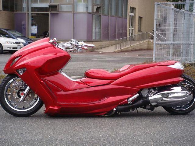 Crazy Japanese Bike Designs (30 pics)