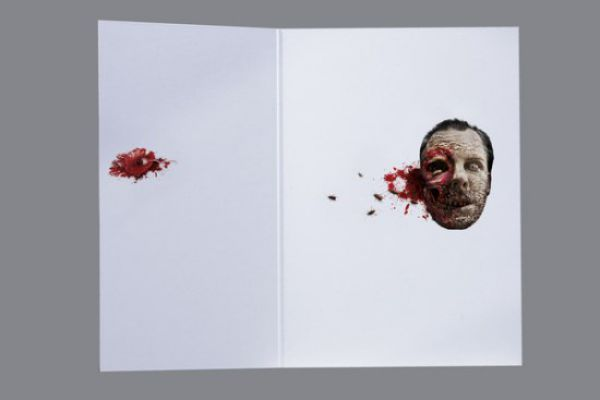 Wow! Horror Stationery Designs! (9 pics)