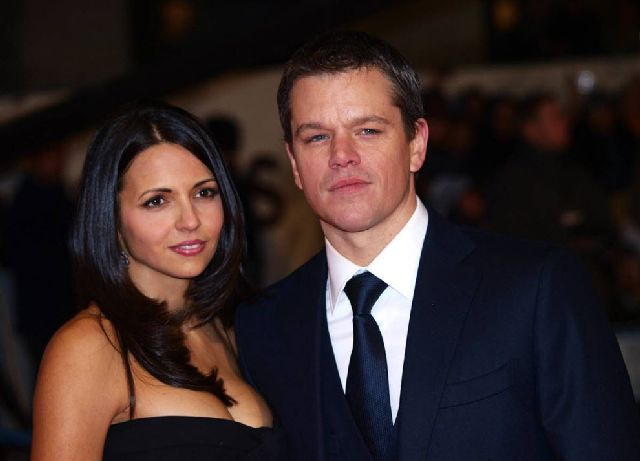 Matt Damon and the short career overview in pictures (28 pics)