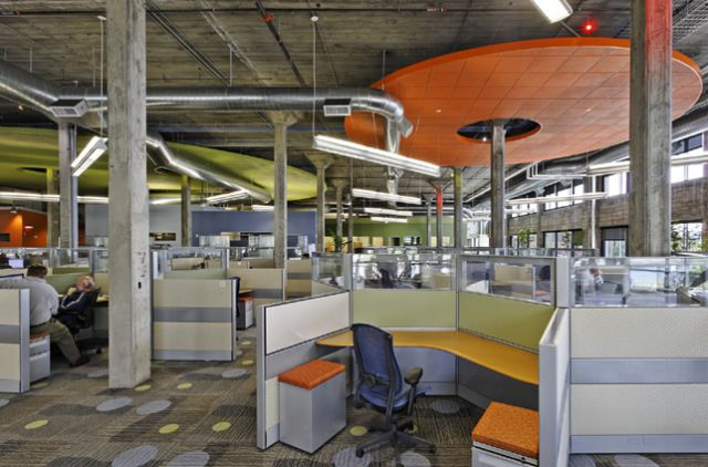 Creative Offices That Motivate (34 pics)