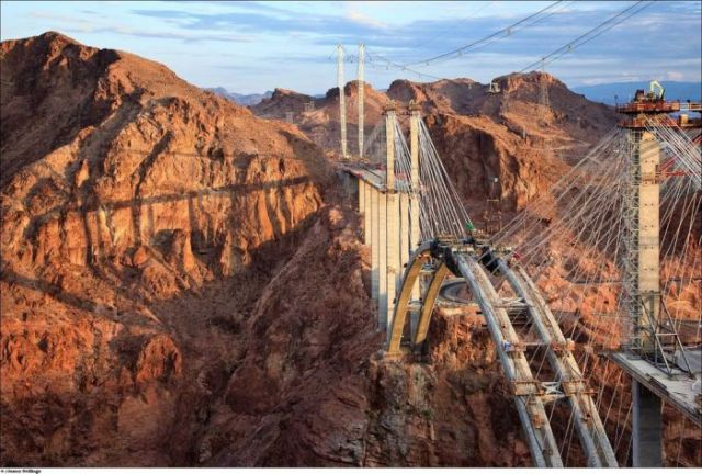 Beautiful Images of Hoover Dam (33 pics)