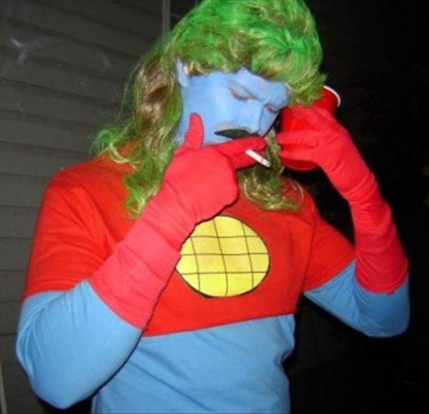 Funny Captain Planet Costumes (25 pics) - Izismile.com