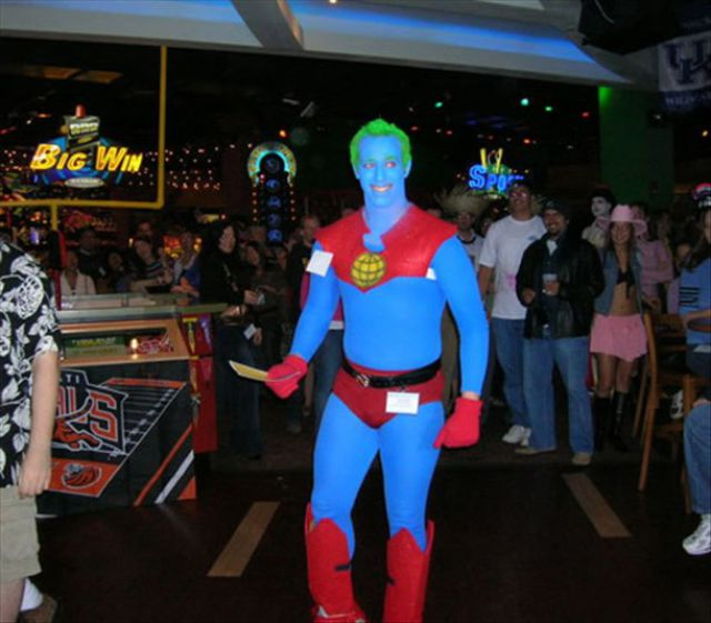 Funny Captain Planet Costumes (25 pics)