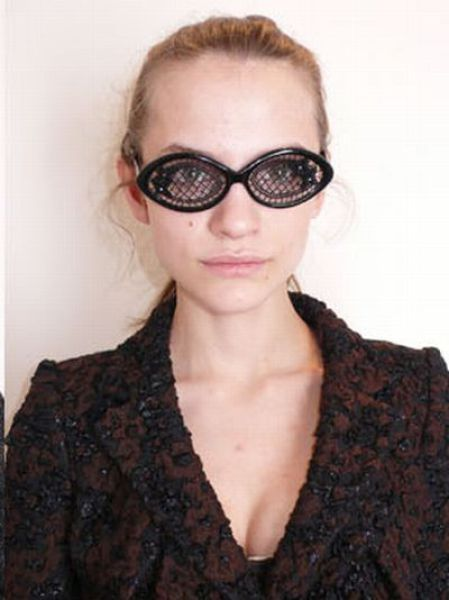 9 Louis Vuitton Model without Make-Up (51 pics)