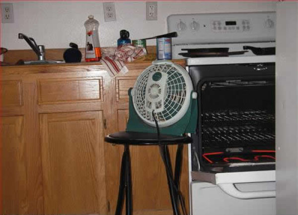 Really Stupid Homemade Inventions (20 pics)