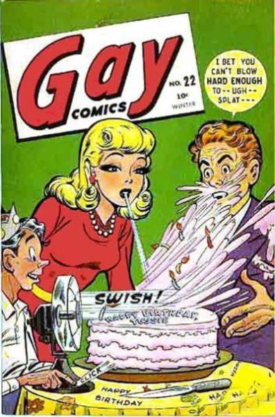 Improper Comics Covers (21 pics)