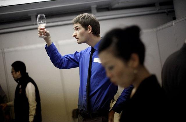 Real Wine Challenge (21 pics)