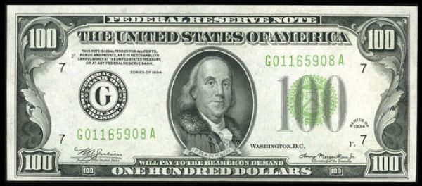 How 100-Dollar Bill Changed in 150 Years (23 pics)