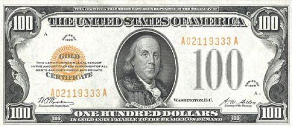 How 100 Dollar Bill Changed In 150 Years 23 Pics