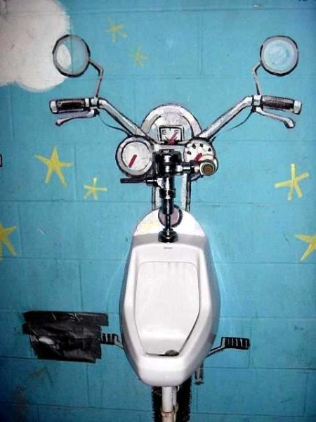 Toilets Can Be Different. Part 2 (58 pics)
