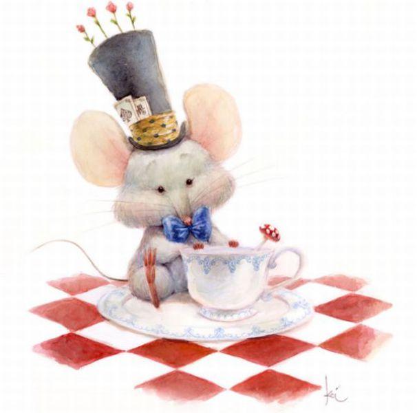 "Concept Art from ""Alice in Wonderland"" (20 pics)"