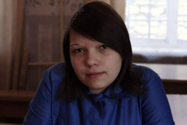 Faces of Imprisoned Young Girls (30 pics)