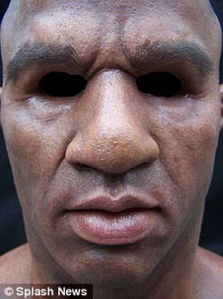 This Man Was Considered an African-American Robber (4 pics)