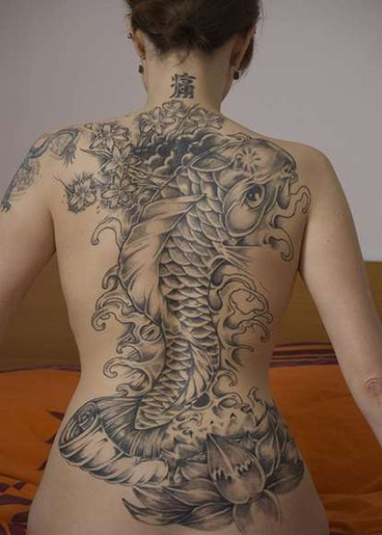 Japanese Tattoos (14 pics)