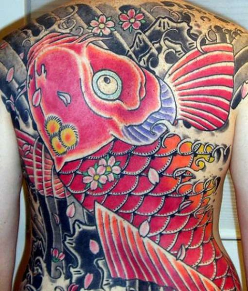 Japanese Tattoos (14 pics)