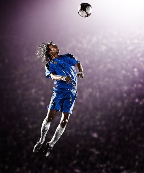 Incredible Surrealistic Sports Photos by Tim Tadder (18 pics)