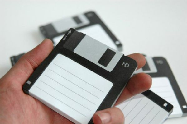 A Floppy Disk or…? (5 pics)