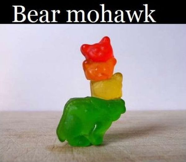 Surgery for Gummy Bears (12 pics)