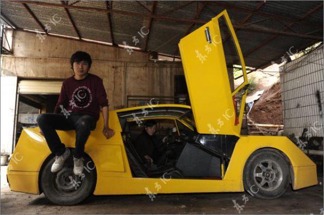 Chinese Lamborghini (28 pics)