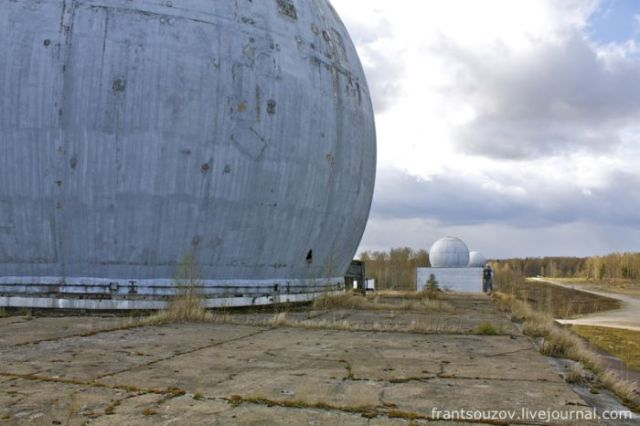 Russians Dumped One of Their Anti-Missile Defense System (40 pics)