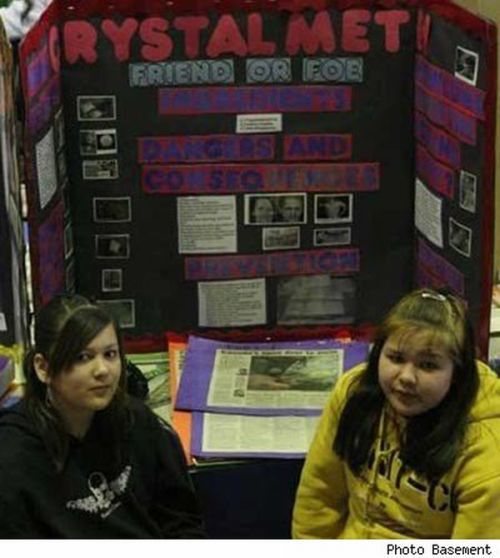Funny Science Fair Projects (30 pics)